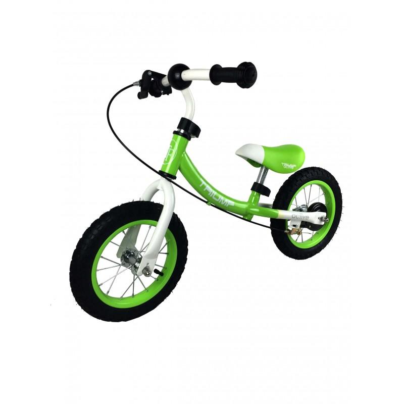 Купить Беговел Triumf Active WB-06T зеленый,