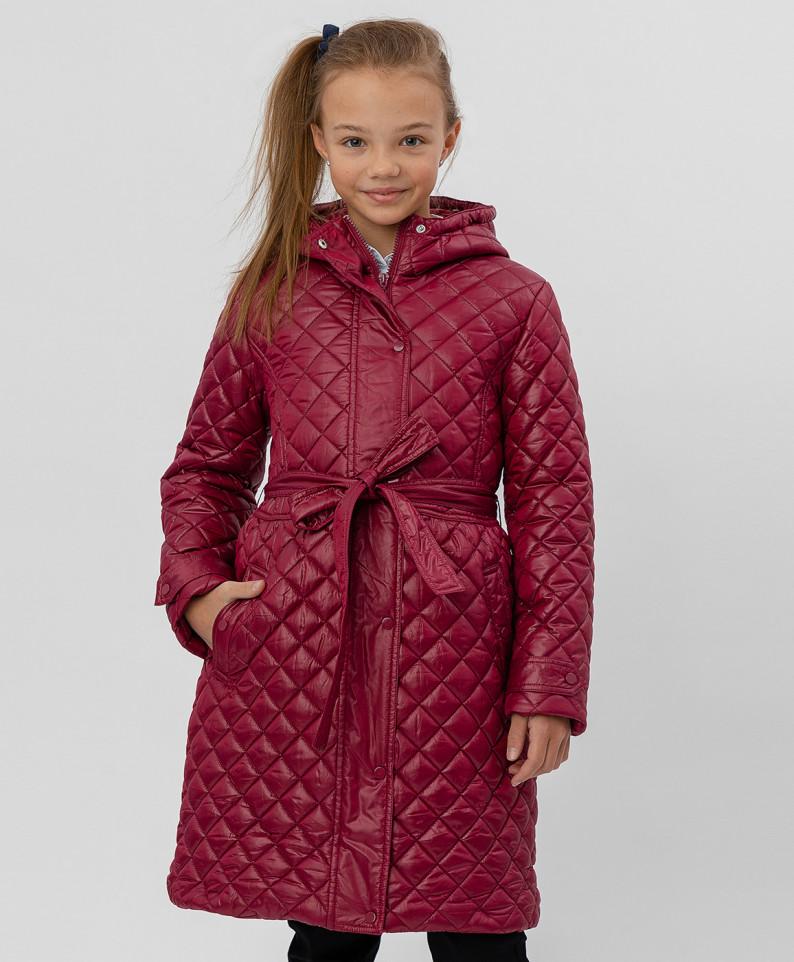 Красное пальто BUTTON BLUE 220BBGS45021600, размер 170