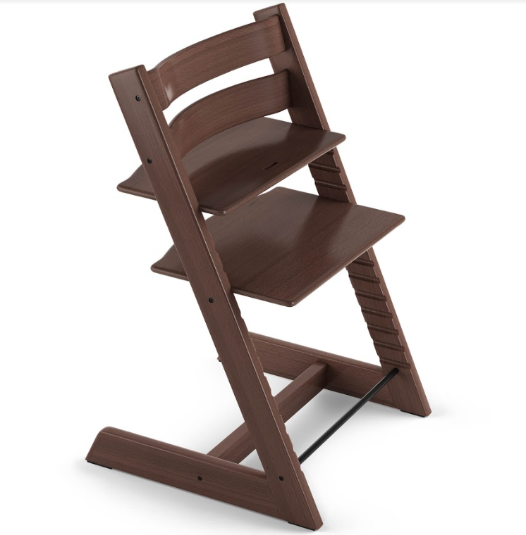 Стульчик Stokke TRIPP TRAPP Walnut Brown