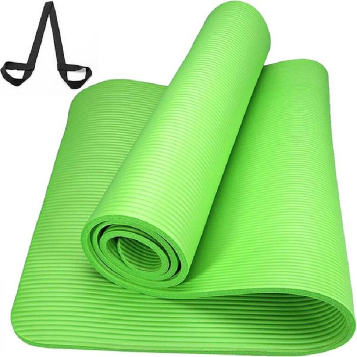 Коврик для фитнеса Hawk 10018686 зеленый