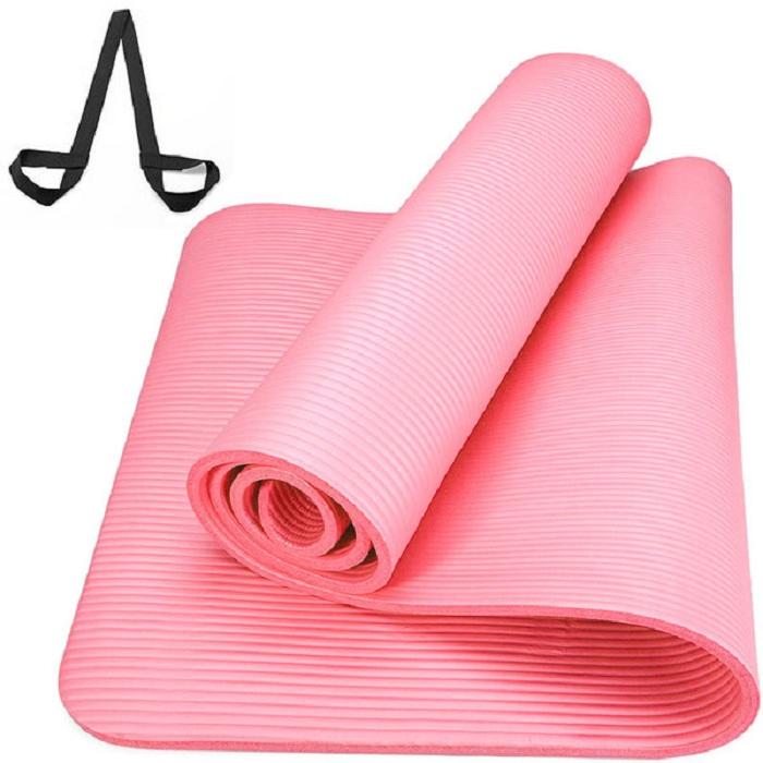 Коврик для фитнеса Hawk 10018692 розовый