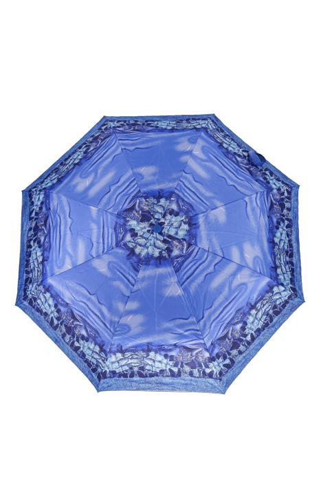Зонт женский Bellissimo 497 голубой