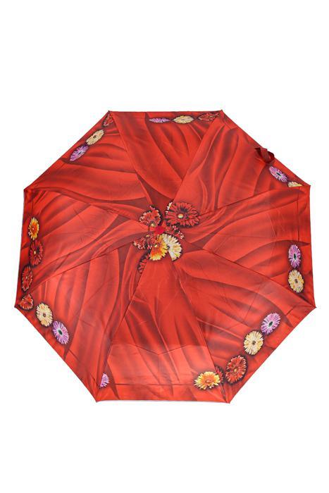Зонт женский Bellissimo 497 красный