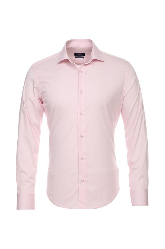 Рубашка мужская BAWER RZ2111072-03 розовая XXL
