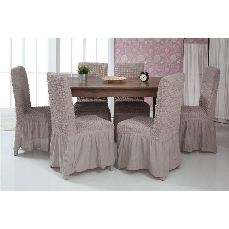 Чехлы на стулья с оборкой Venera Chair