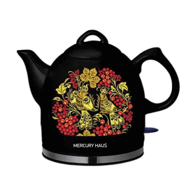 Чайник электрический MERCURYHAUS MC 6736 Black