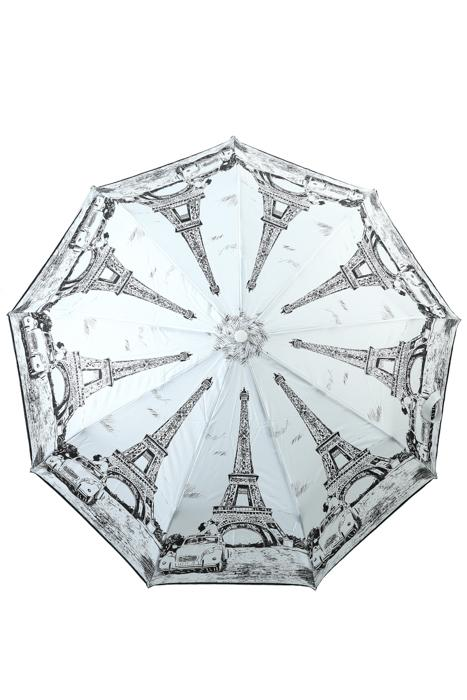 Зонт женский Sponsa 8013 белый