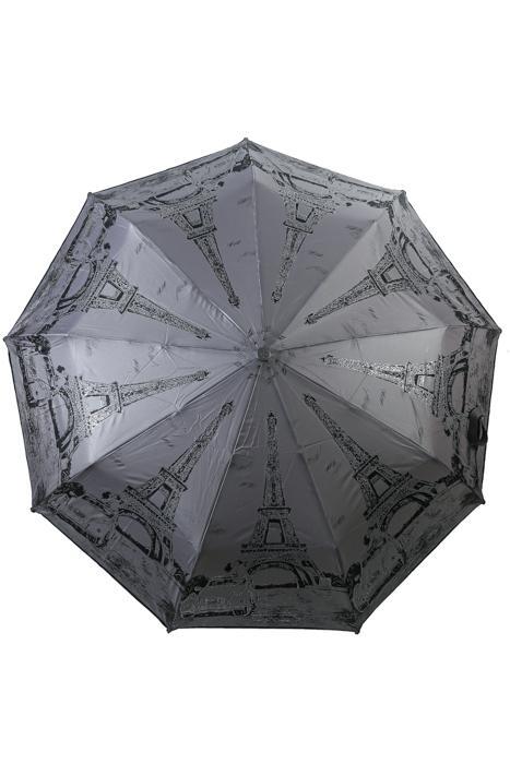 Зонт женский Sponsa 8013 серый