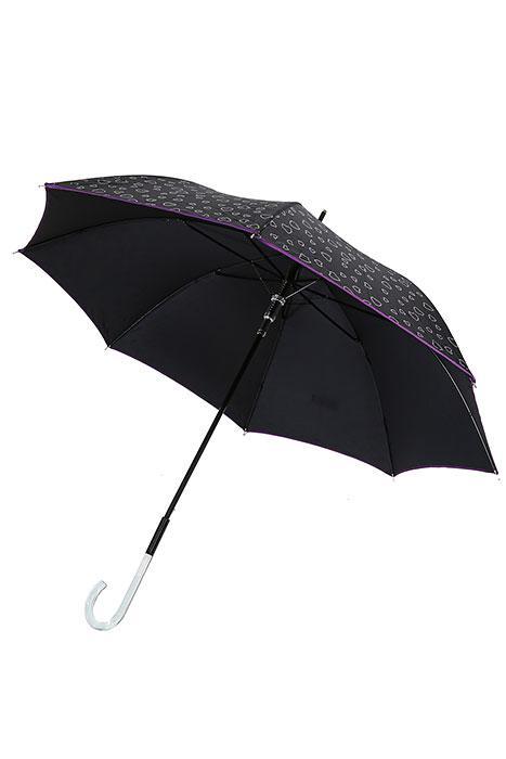 Зонт женский Sponsa 8023 черный