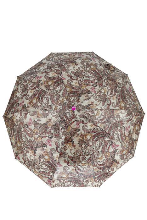 Зонт женский Sponsa 8243 коричневый