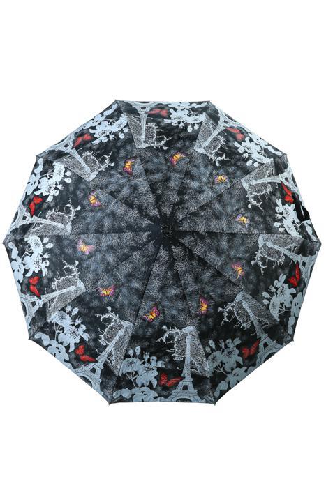 Зонт женский Sponsa 8262 серый