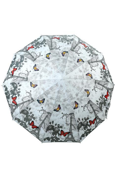 Зонт женский Sponsa 8262 белый