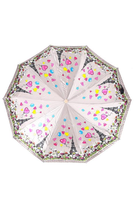 Зонт женский Sponsa 8268 розовый