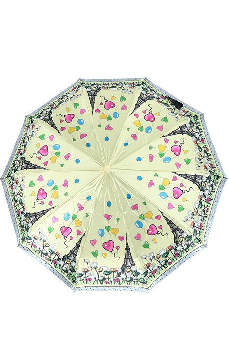 Зонт женский Sponsa 8268 желтый