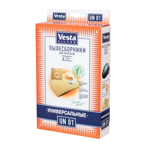 Пылесборник Vesta filter UN 01 4шт