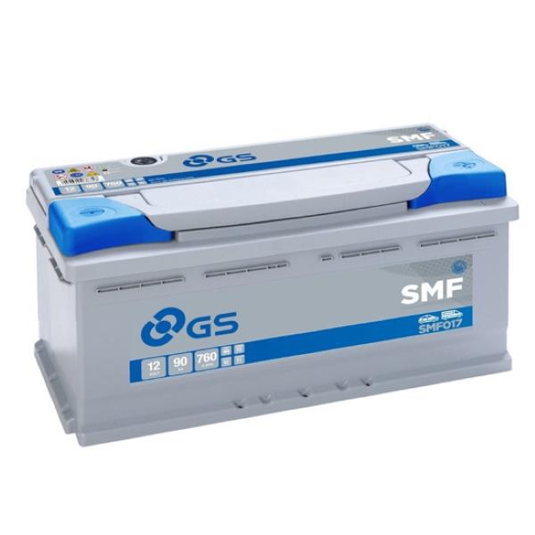 Аккумулятор GS SMF017 (90SR).