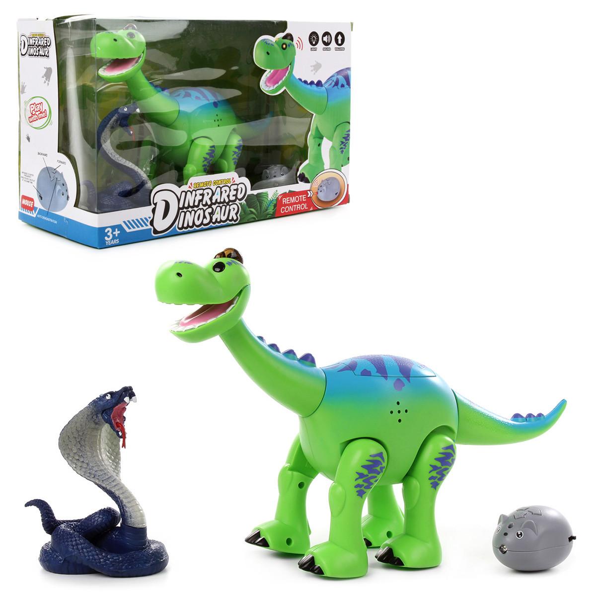 Игрушка на радиоуправлении Veld Травоядный динозавр 86756