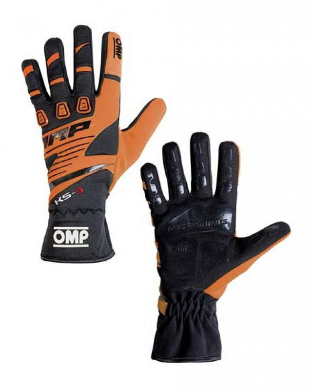 Перчатки для картинга OMP Racing KK02743E096XXS