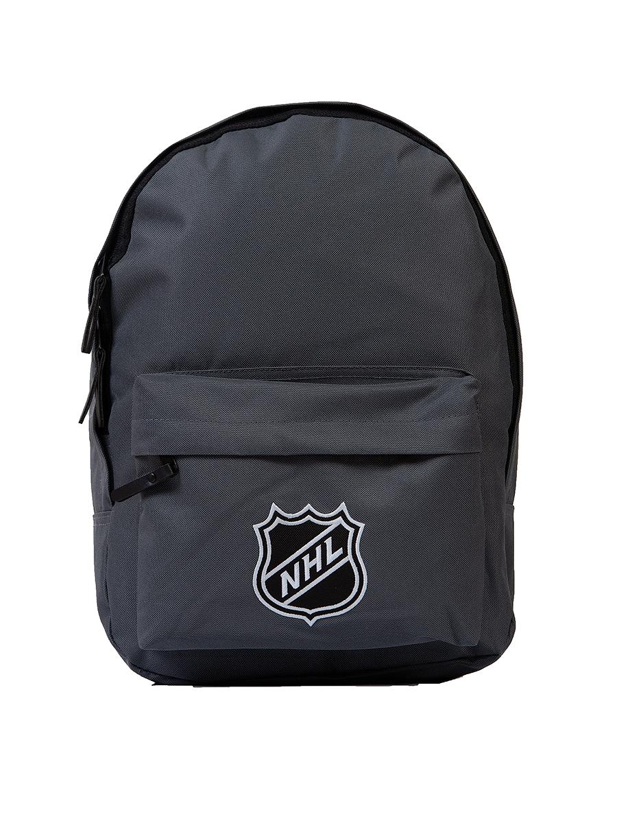 Рюкзак детский NHL цвет: серый