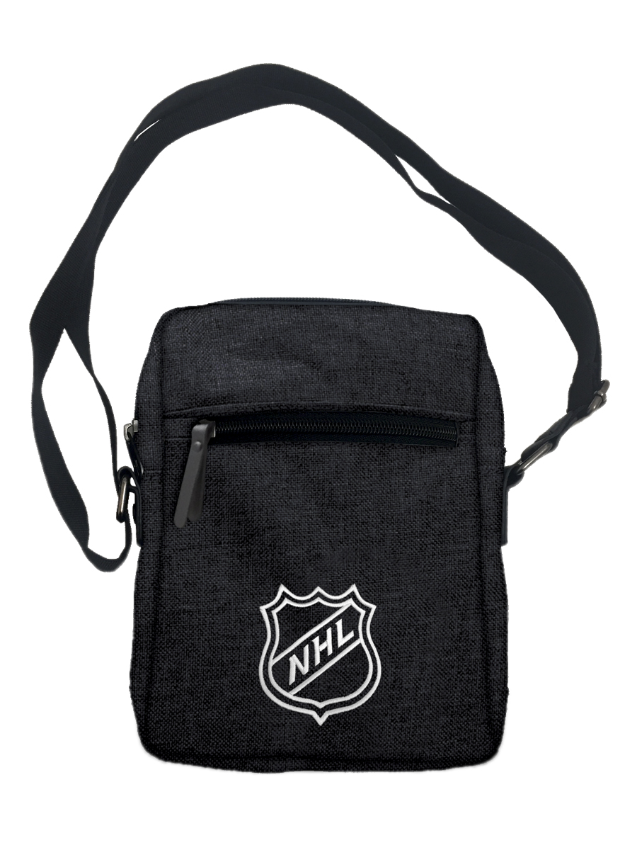 Сумка мужская NHL 059409325-BMA черная