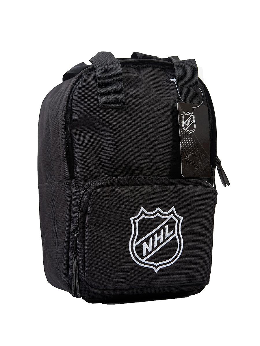 Рюкзак детский NHL, цвет: черный