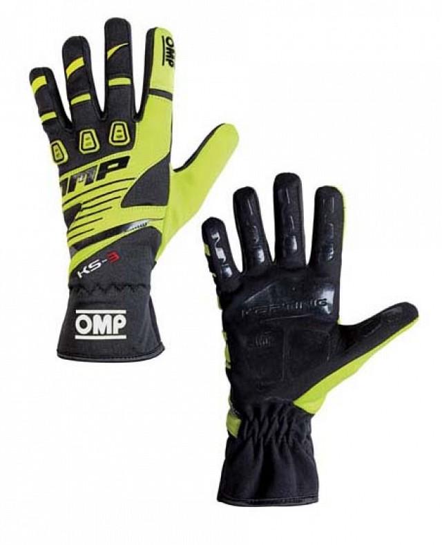 Перчатки для картинга OMP Racing KK02743E059S