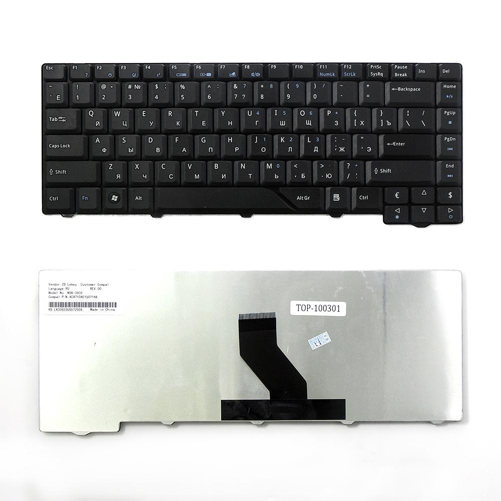 Клавиатура TopON для ноутбука Acer Aspire 4710,
