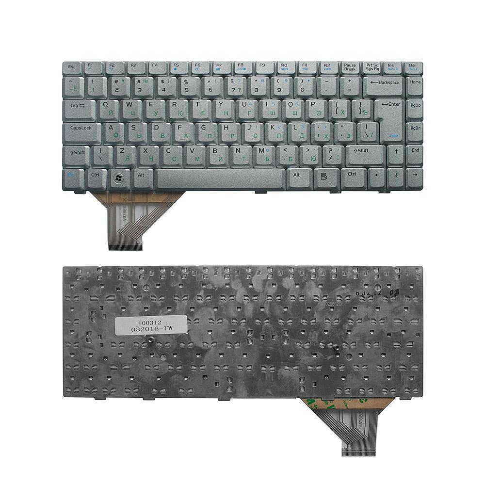 Клавиатура TopON для ноутбука Asus A8,