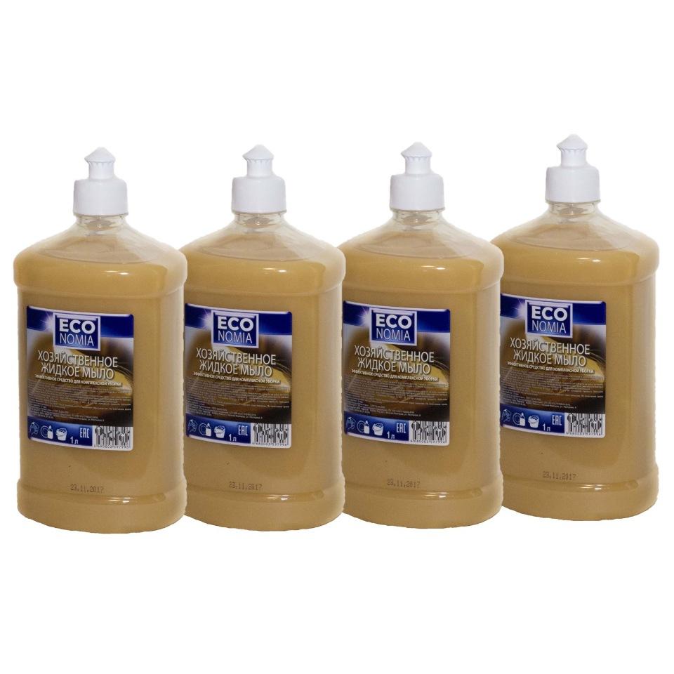 4 Шт.   Хозяйственное мыло жидкое