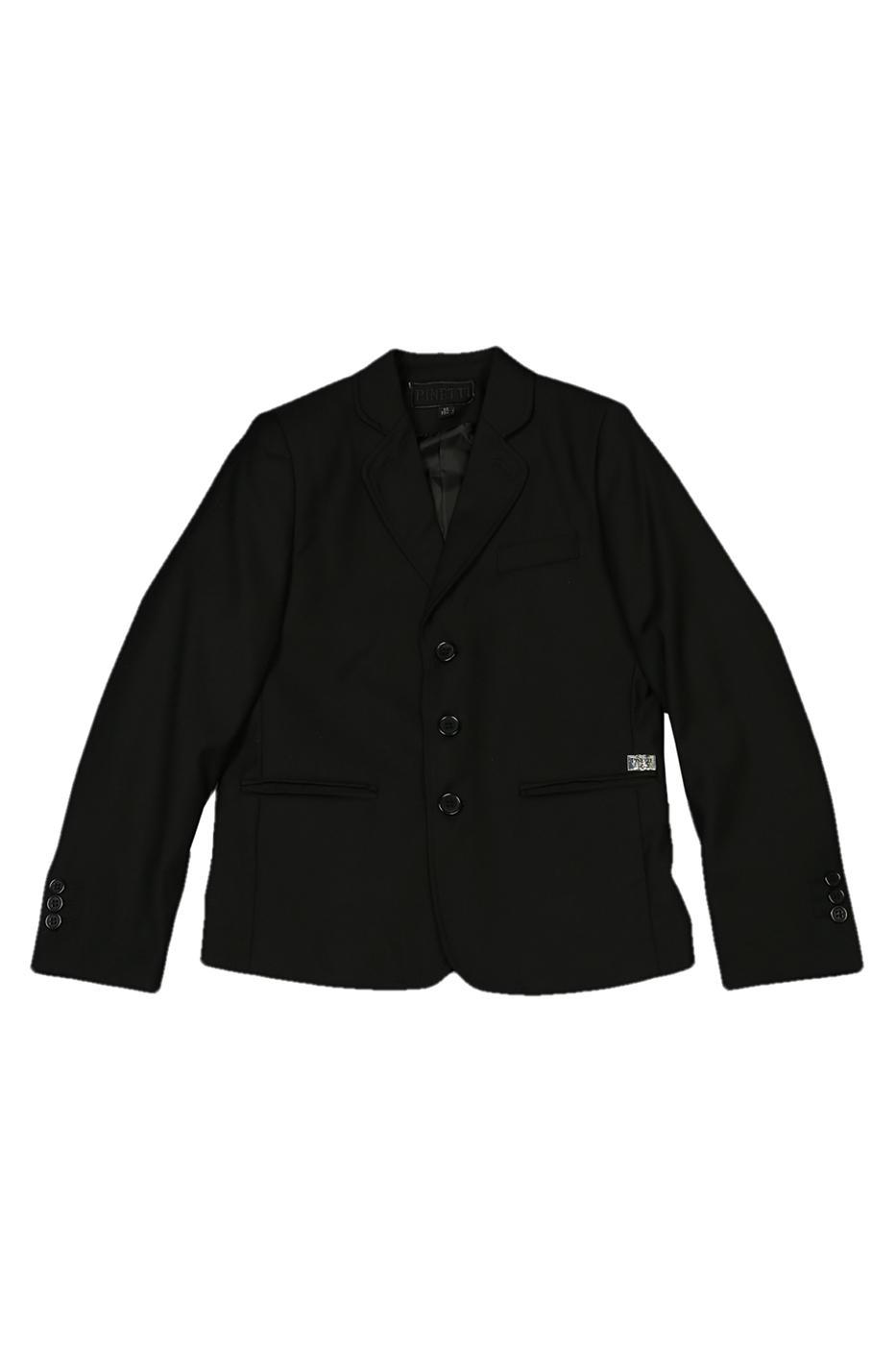 Пиджак детский Pinetti, цв. черный, р