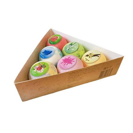 Бурлящие шары для ванны Ресурс Здоровья, «Ассорти»,