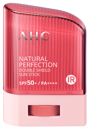 Стик для лица AHC NATURAL PERFECTION DOUBLE