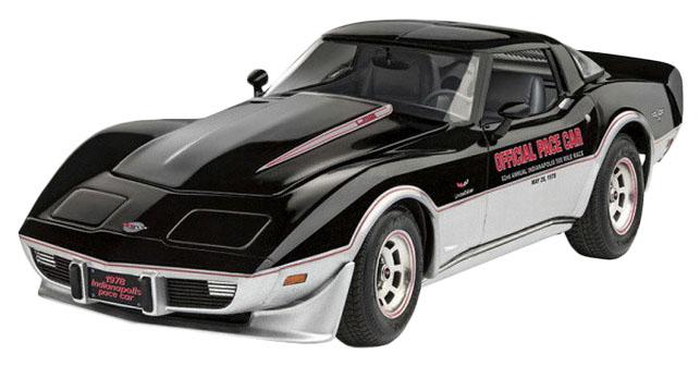 Купить Сборная модель Revell Спортивный автомобиль 78 Corvette (C3) Indy Pace Car 7646,