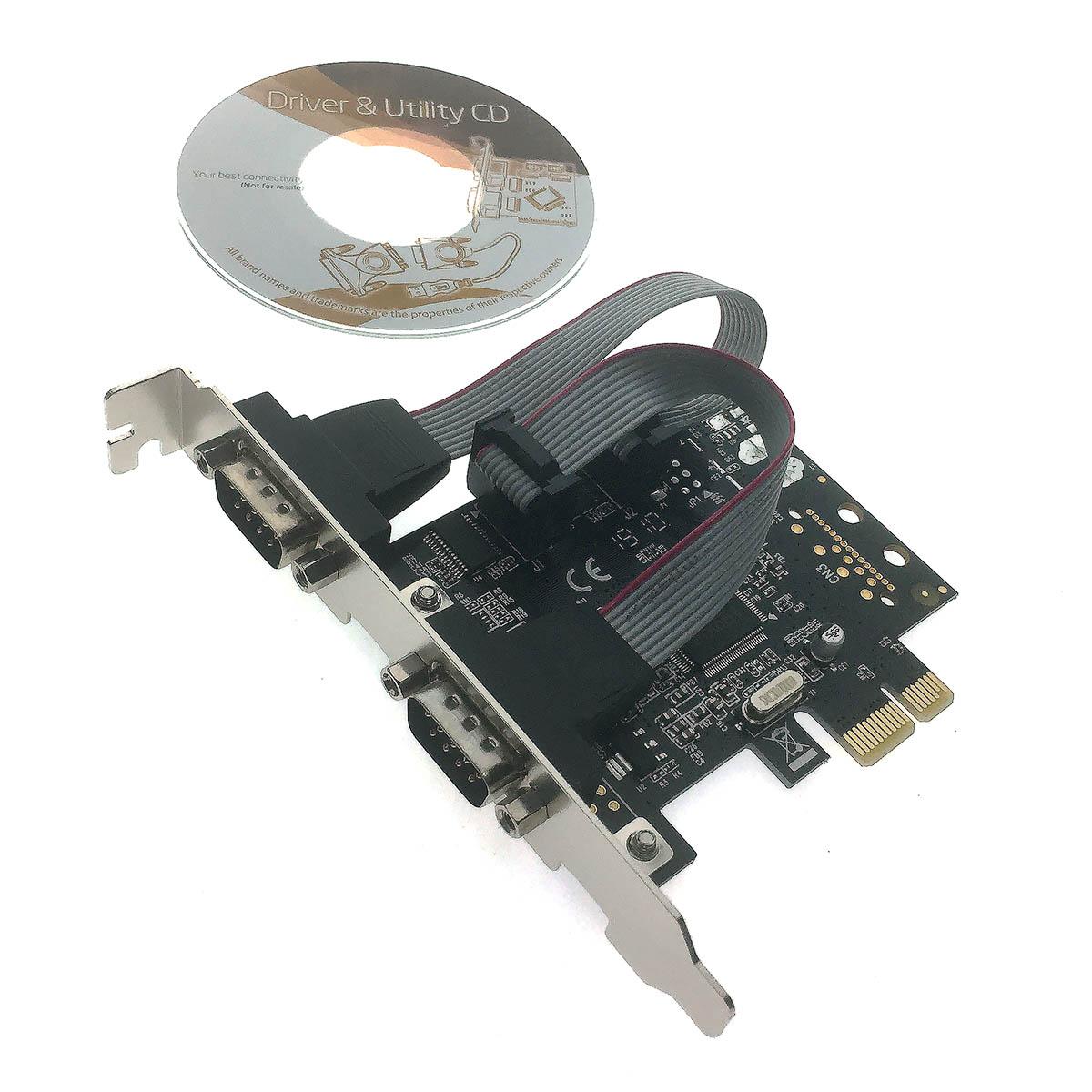 Контроллер PCI E Espada FG EMT03C