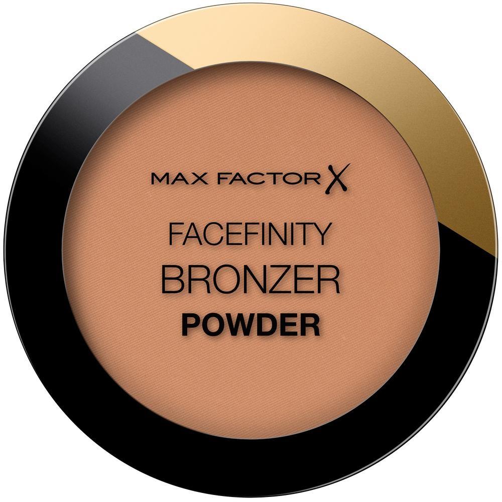 Бронзирующая пудра для лица Max Factor Facefinity