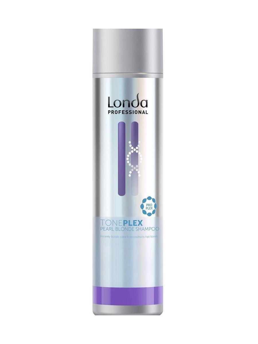 Купить Шампунь TONEPLEX для холодных оттенков блонд LONDA PROFESSIONAL Жемчужный блонд 250 мл