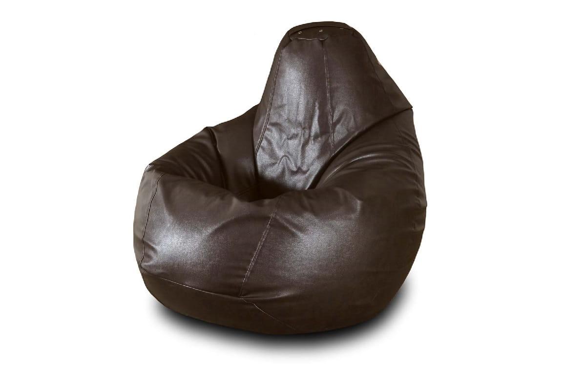 Кресло-мешок Pazitif  Груша  БМЭ3_коричневая