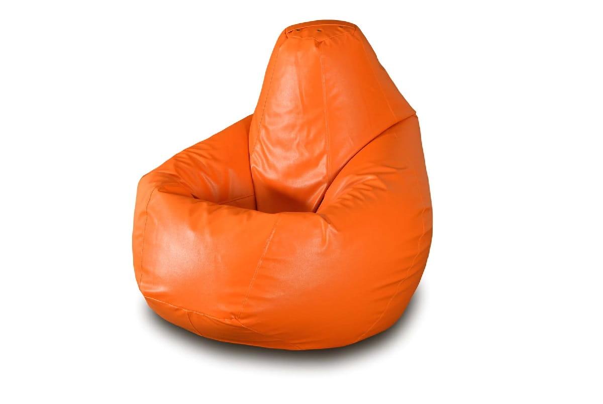 Кресло-мешок  Pazitif Груша БМЭ5_оранжевая