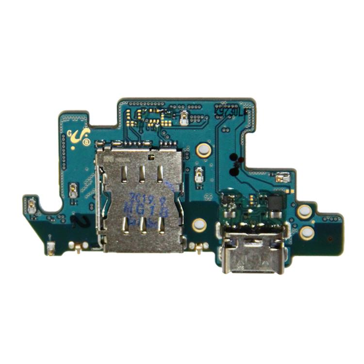Шлейф для Samsung SM A805F (Galaxy A80)