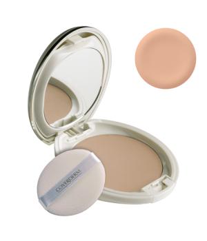 Осветляющая пудра Coverderm Luminous Skin Whitening Compact