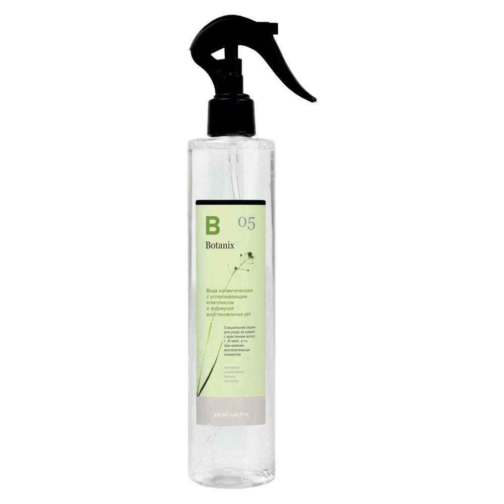 Вода косметическая с формулой восстановления pH Botanix,