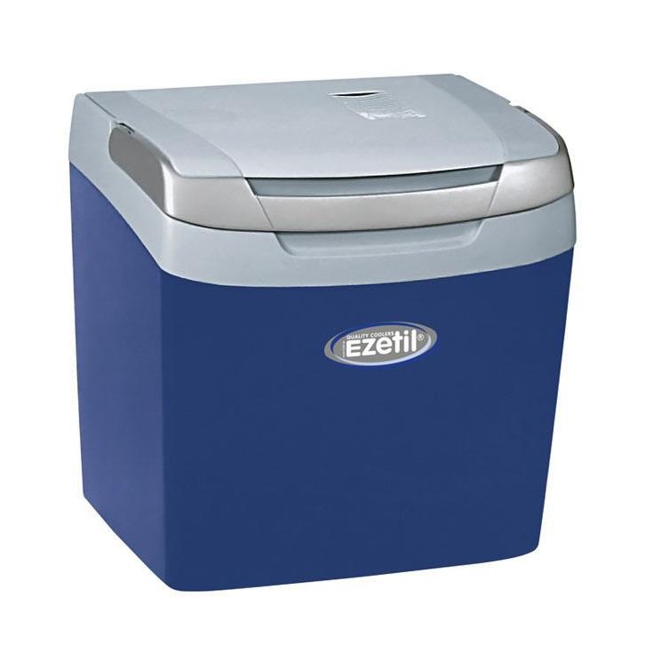 Автохолодильник EZETIL 10776791 серый, синий E16 12V
