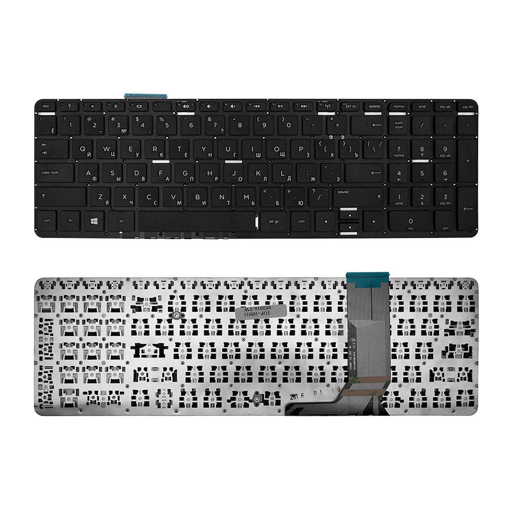 Клавиатура TopON для ноутбука HP 15 j000,