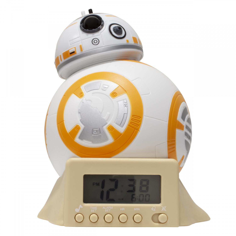 Будильник BulbBotz Star Wars, минифигура BB