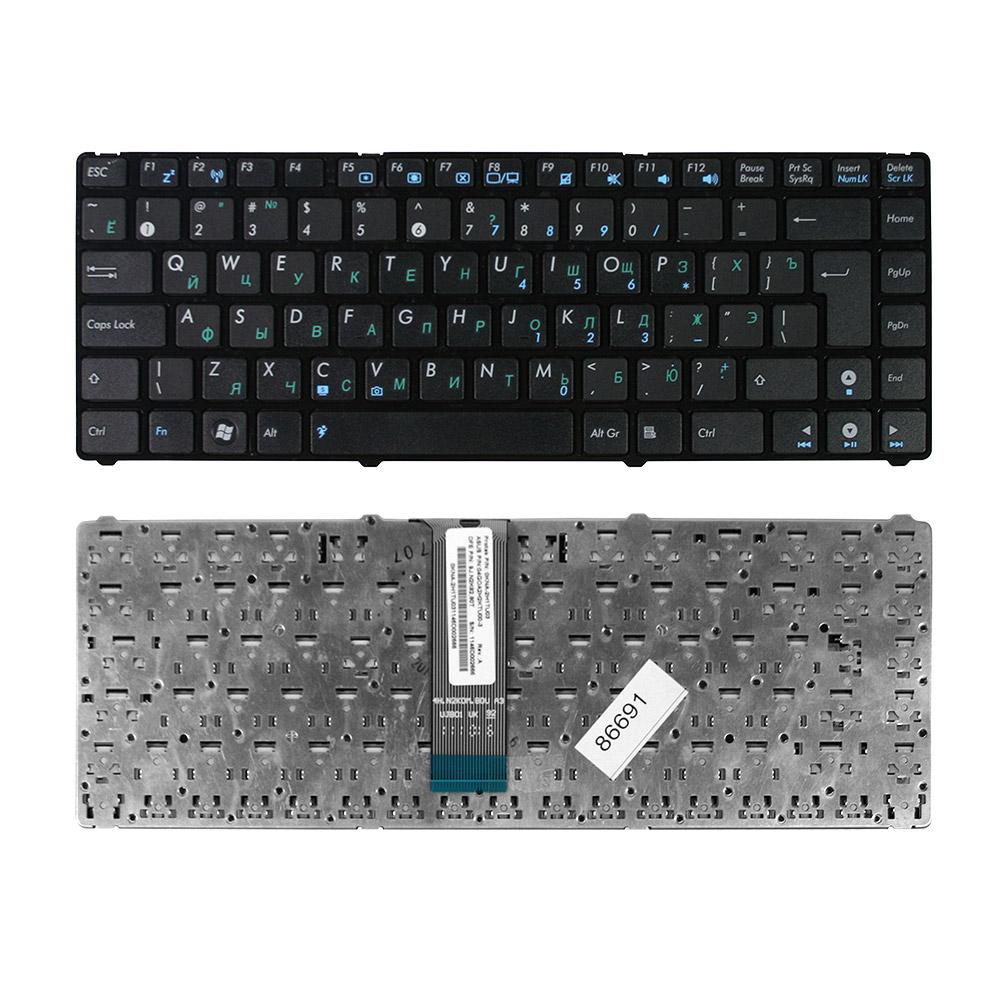 Клавиатура TopON для ноутбука Asus U20, UL20,
