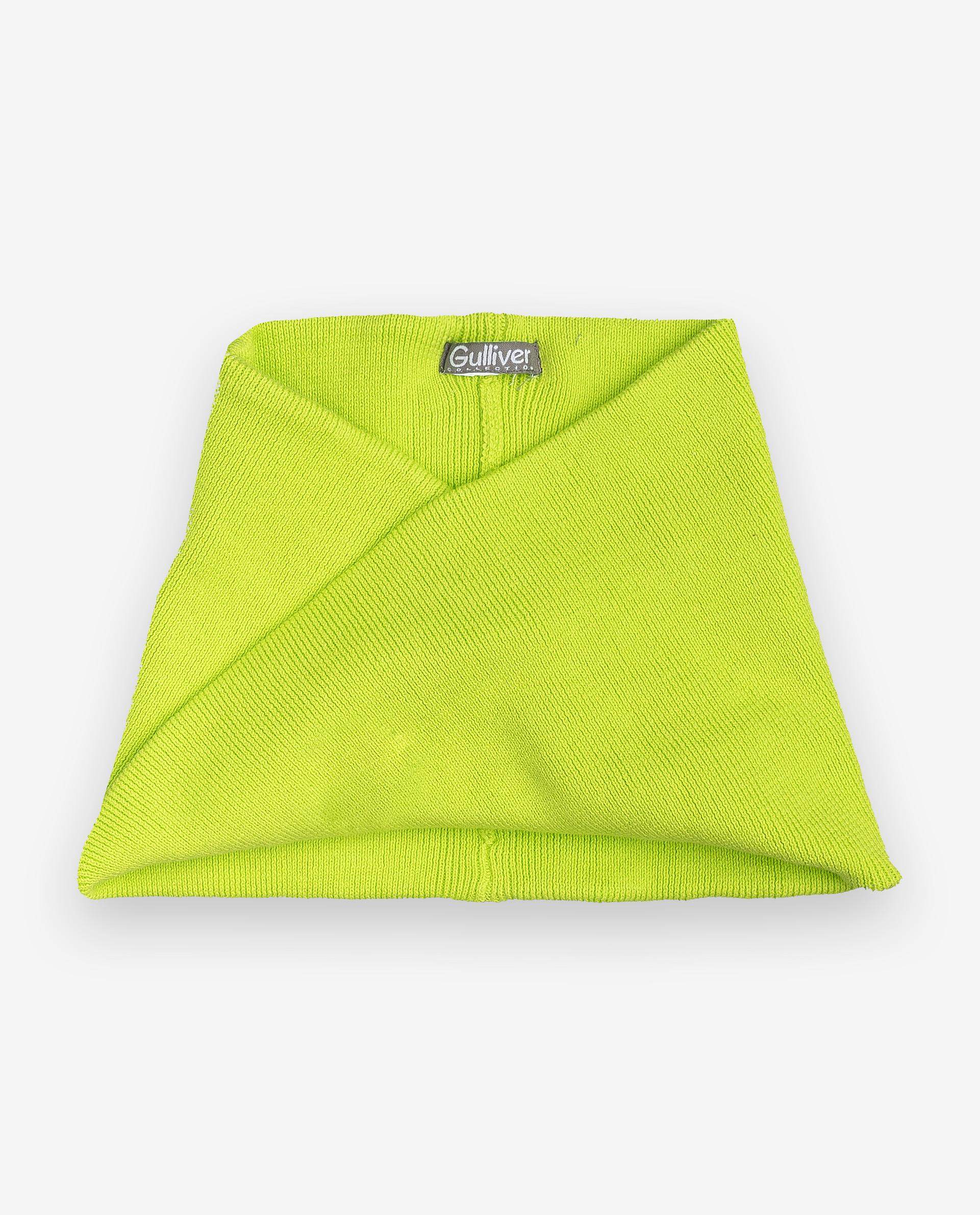 Купить 12006BMC7502, Снуд детский Gulliver, цв. зеленый р-р onesize,