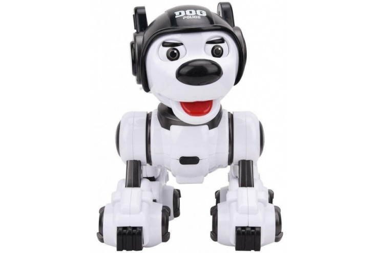Купить Радиоуправляемая интеллектуальная собака-робот Crazon ИК-управление Create Toys CR-1901,