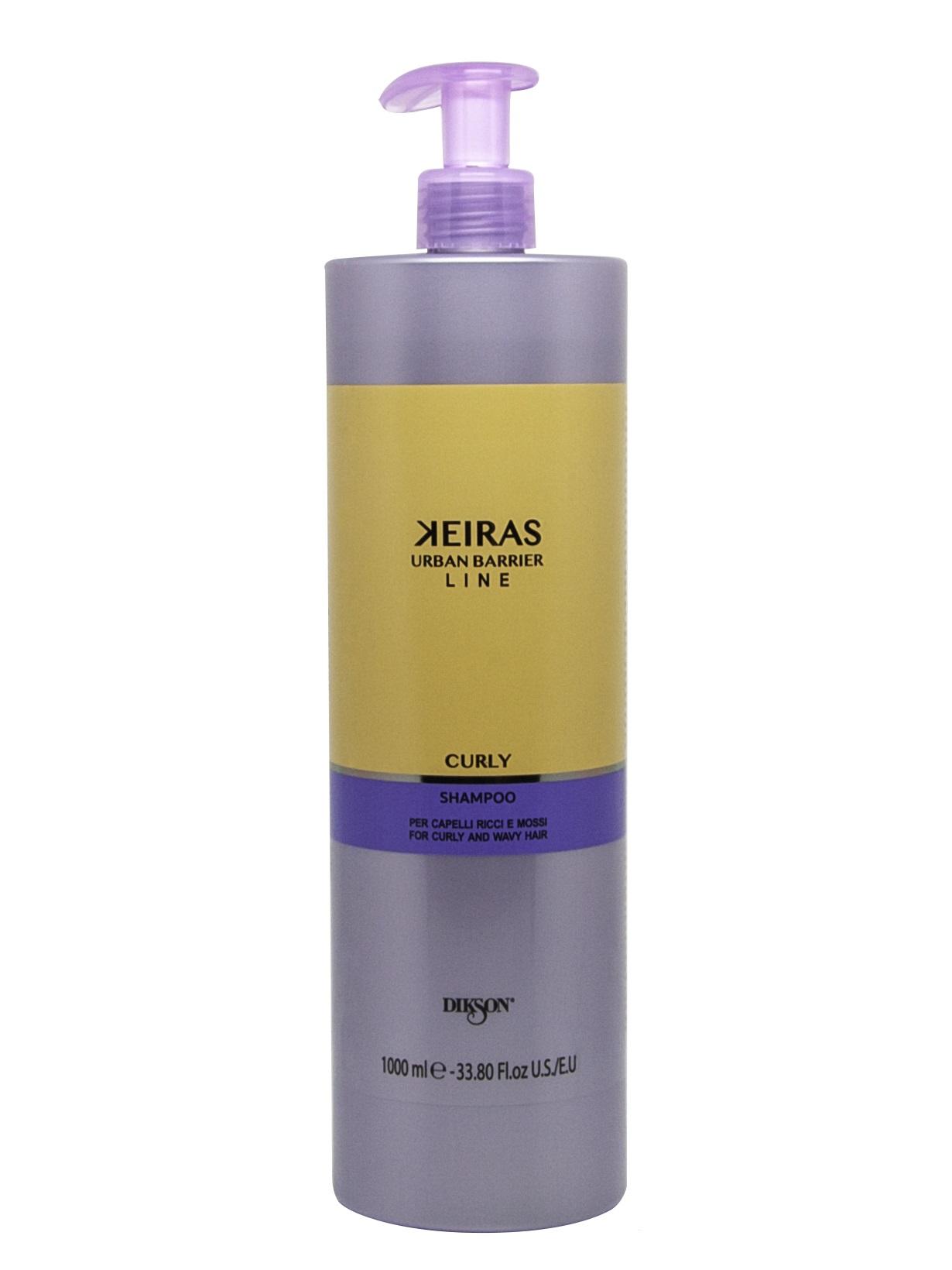 Купить Шампунь KEIRAS CURLY для вьющихся волос DIKSON 1000 мл