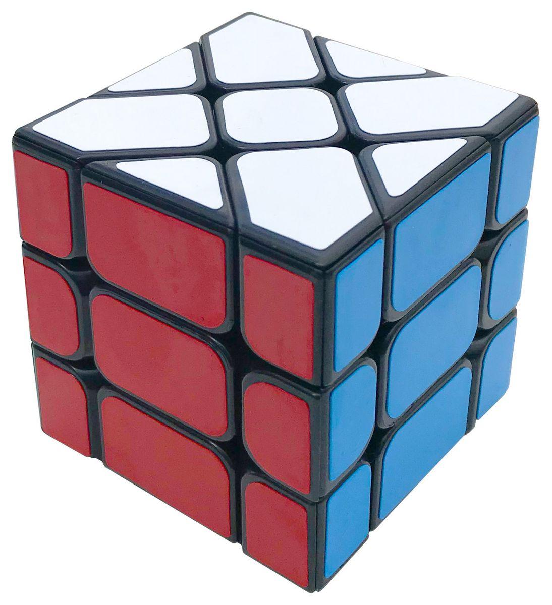 Головоломка Кубик Фишер цветной