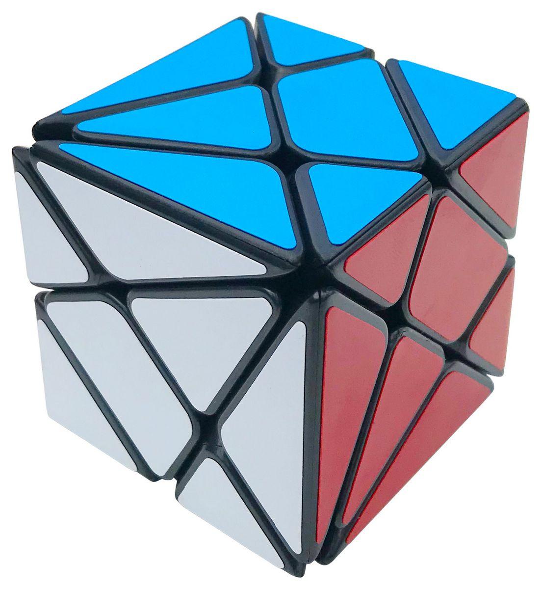 Головоломка Кубик Трансформер цветной